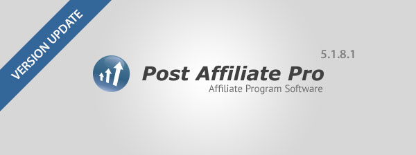 Update: Post Affiliate Pro 5.1.8.1 (April 24th)